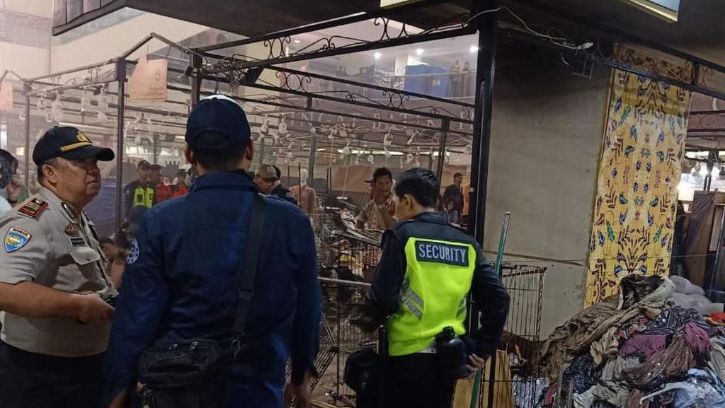Polisi: Kerugian Akibat Kebakaran di Thamrin City Capai Rp 20 Juta