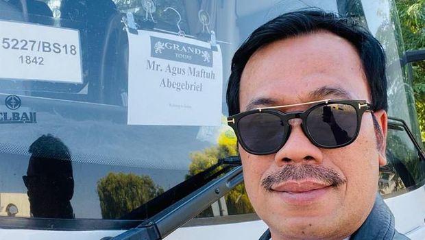 Heboh Corona, Dubes Agus Maftuh Upayakan WNI Tetap Bisa Umrah ke Saudi