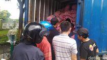 Satgas Pangan Telusuri Penyebab Mahalnya Harga Bawang Putih di Cianjur