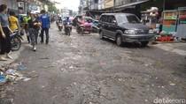 DPRD Geram Jalan Rusak Parah di Medan Padahal APBD Besar