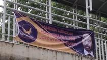 Muncul Spanduk Gambar Surya Paloh Serang Jokowi, NasDem: Diskreditkan Kami