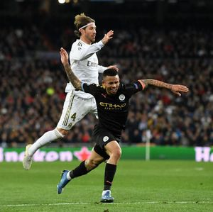 Gol-gol Man City yang Bikin Keok Real Madrid