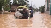 Banjir di Pasuruan Belum Surut, 6 Dapur Umum Didirikan