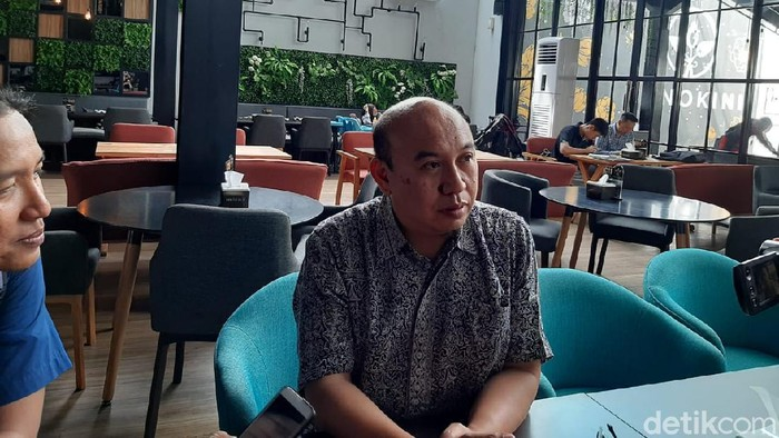 Ketua DPD Amphuri Muhammad Sofyan