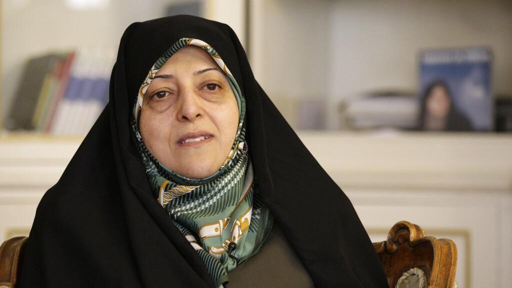 Wakil Presiden Iran Masoumeh Ebtekar Positif Terinfeksi Virus Corona