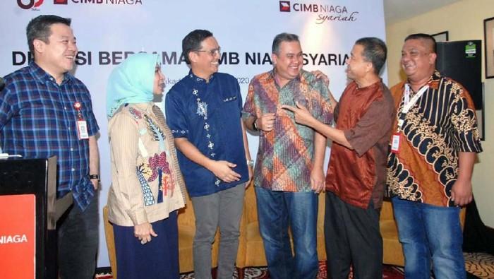 CIMB Niaga Syariah membukukan laba sebesar Rp1,1 triliun sepanjang 2019. Angka itu naik 63,7% year on year (Y-o-Y).