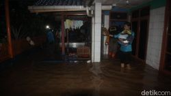 Banjir dan Longsor Terjang Sumedang