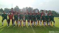 Timnas U-16 Tutup TC di Yogyakarta dengan Hasil Imbang