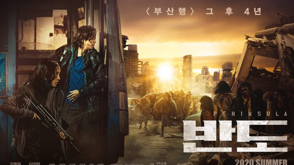 Alasan Train to Busan: Peninsula Wajib Ditonton