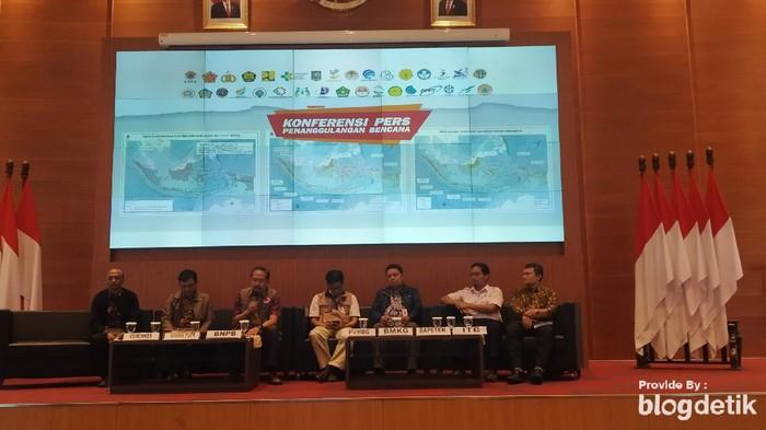 Kasubdit Perencanaan Direktorat Sungai dan Pantai PUPR, Bambang Heri Mulyono.
