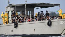 Tiba di Pulau Sebaru, 188 WNI ABK World Dream Mulai Diobservasi