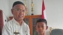 Aan Bocah SD Buruh Batu-bata di Sidrap Sulsel Dapat Bantuan Jokowi
