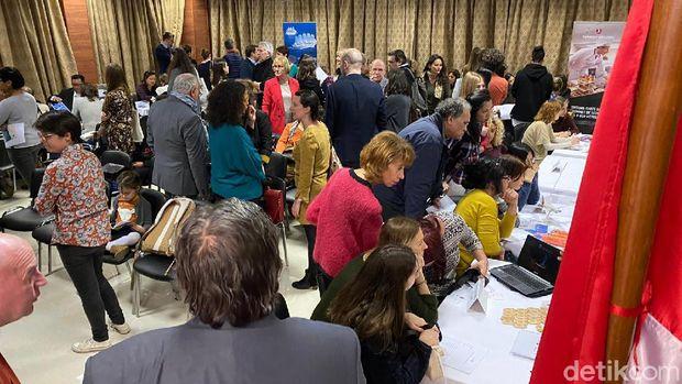 B2B Tourism Meeting KBRI Paris