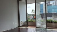 Kaca Rumah Dilempar Orang Tak Dikenal, Dewi Perssik Lapor Polisi