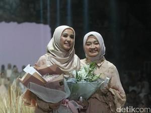 Rumah Tangga Diisukan Retak, Laudya Cynthia Bella Sibuk Bisnis Hijab
