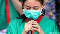 Sempat Stres di Tahanan, Vitalia Sesha Minta Dibawakan Skincare