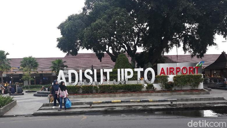 Bandara Adisutjipto Yogya