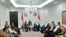 Liga Muslim Dunia dan Wapres Maruf Susun Strategi Perangi Radikalisme