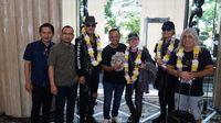 Whitesnake dan Scorpions Tiba di Yogyakarta