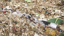 Duh! 60 Kg Sampah Diangkut dari Air Terjun Moramo di Sultra
