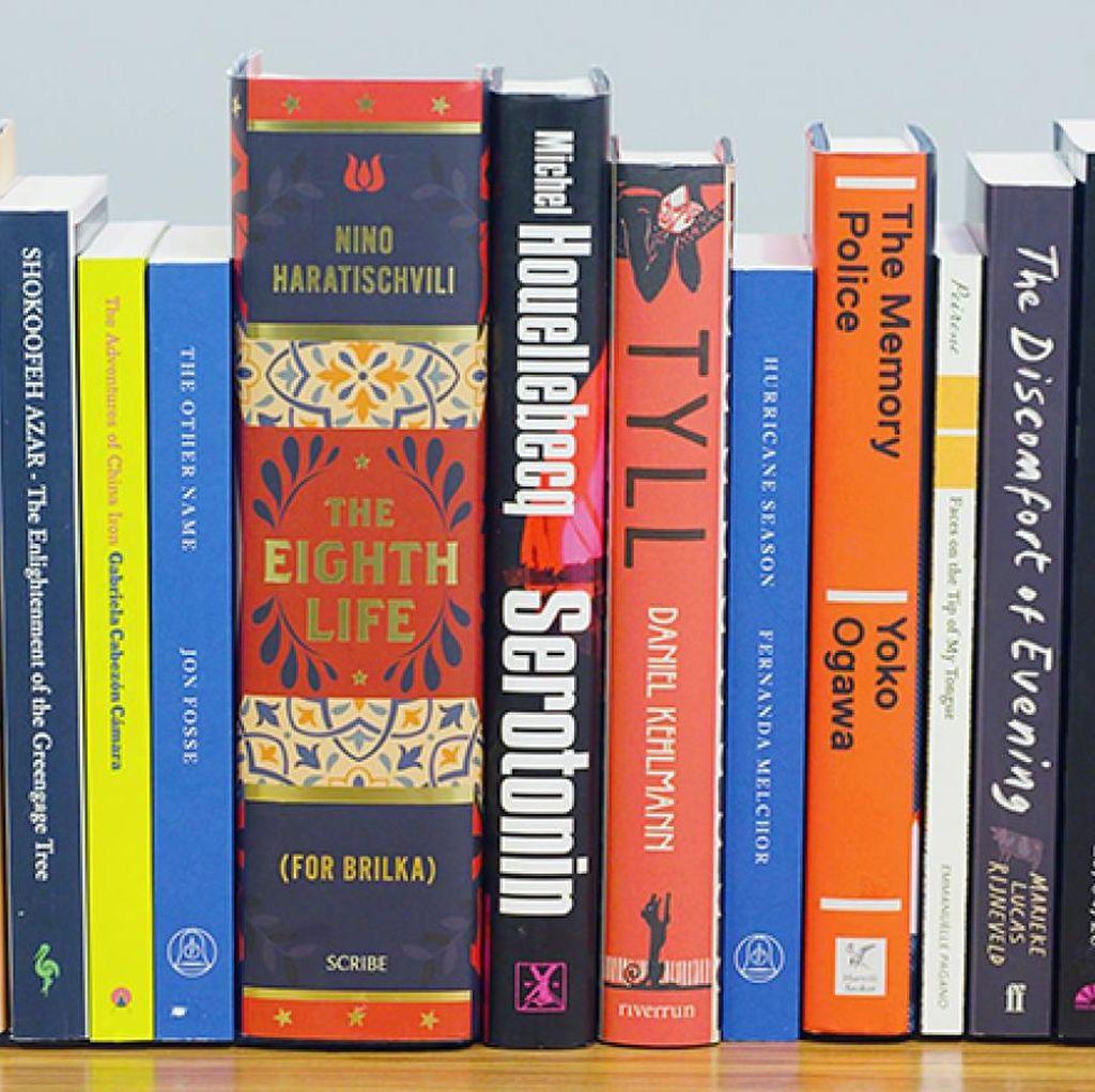 Ini 13 Penulis Nominasi Man Booker International Prize 2020