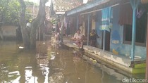 Banjir Kota Pekalongan Mulai Surut, 552 Jiwa Masih Ngungsi