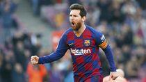 Seandainya Sepakbola Itu Agama, Messi Jadi Tuhannya