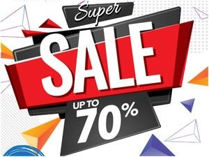 Ada Lagi! Promo Super Sale Diskon Hingga 70% dari Trans Living