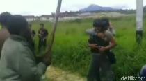 Warga Polman Tewas Diamuk Massa di Depan Polisi, Ini Penjelasan Polda Papua
