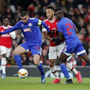 Arsenal Vs Olympiakos: The Gunners Kalah 1-2
