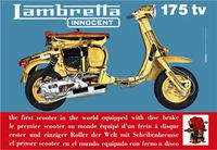 Lambretta TV175 Series 3