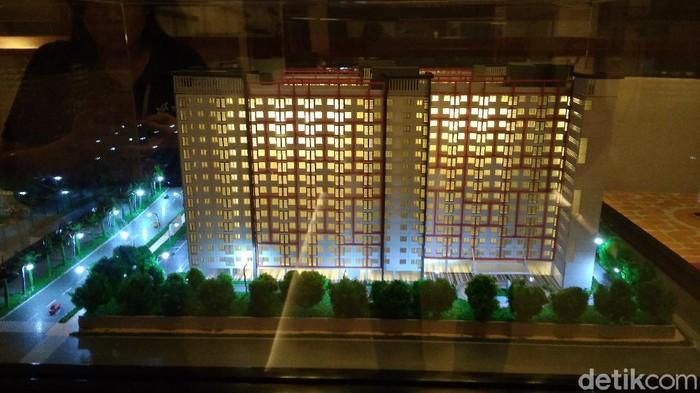 Grand Anila Apartement