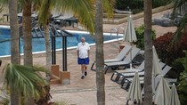 Intip Aktivitas Para Tamu Hotel Spanyol yang Dikarantina Imbas Corona