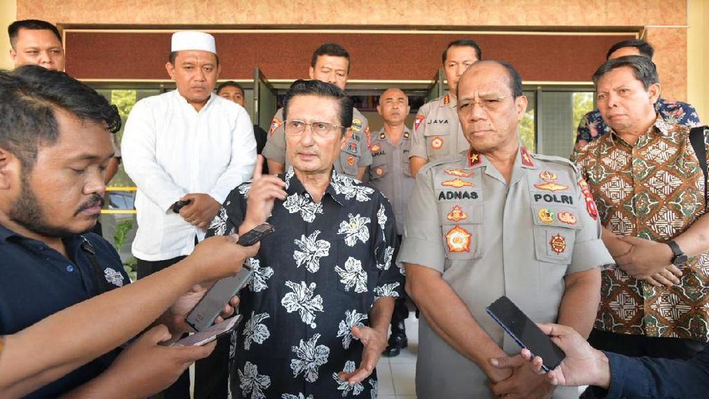 Pimpinan MPR Dukung Kapolda Gorontalo Berantas Narkoba