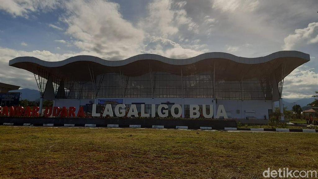 Bandara Ini Bakal Jadi Hub di Sulawesi Selatan