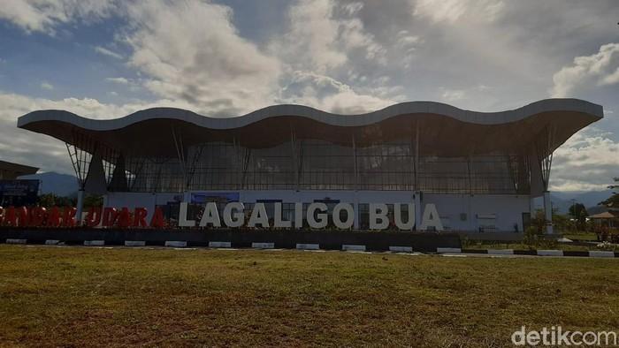 Bandara Lagiligo Bua