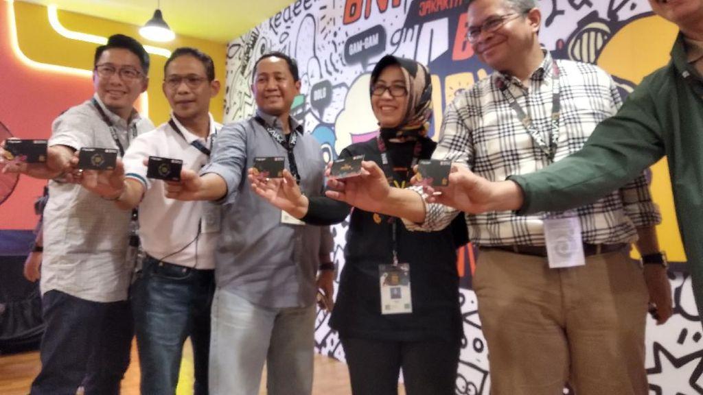 BNI Siapkan 100 Sales Permudah Buat Rekening di BNI Java Jazz Festival 2020