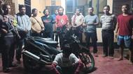 Dipergoki Curi Motor, Pelajar di Bima Kabur Hampir Tabrak Mobil Polisi