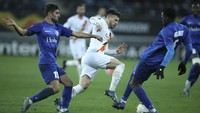 Gent Vs Roma: Imbang, I Lupi Lolos ke Babak 16 Besar Liga Europa
