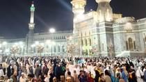 Potret Suasana Masjidil Haram Pasca Penangguhan Umrah