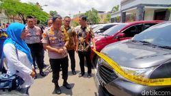 Kasus Penggelapan Mobil di Surabaya, Polisi Amankan Puluhan Kendaraan