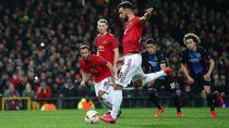 Manchester United, Raja Penalti dari Inggris