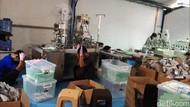 Teganya Pabrik di Utara Jakarta Timbun Masker di Tengah Huru-hara Corona