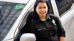 Kegiatan Positif Driver Grab di Medan: Ajari Bela Diri hingga Baksos