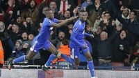 Dramatis! Olympiakos Singkirkan Arsenal