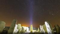 Air Sungai Surut, Stonehenge Spanyol Muncul Lagi Setelah 60 Tahun Terendam