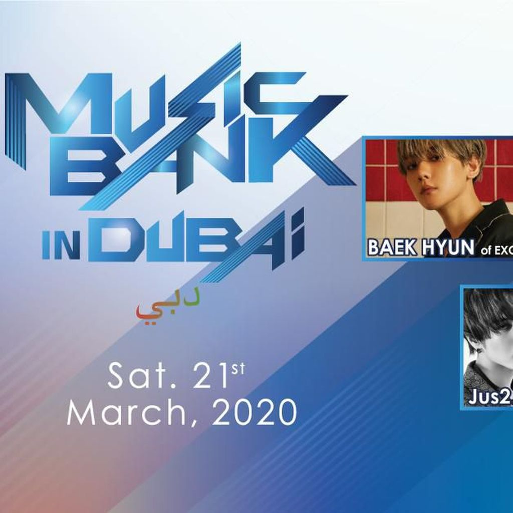 Darurat Corona, KBS Batalkan Konser Music Bank di Dubai