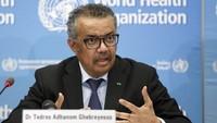 WHO Khawatir dengan Lonjakan Kasus COVID-19 di Brasil-Meksiko