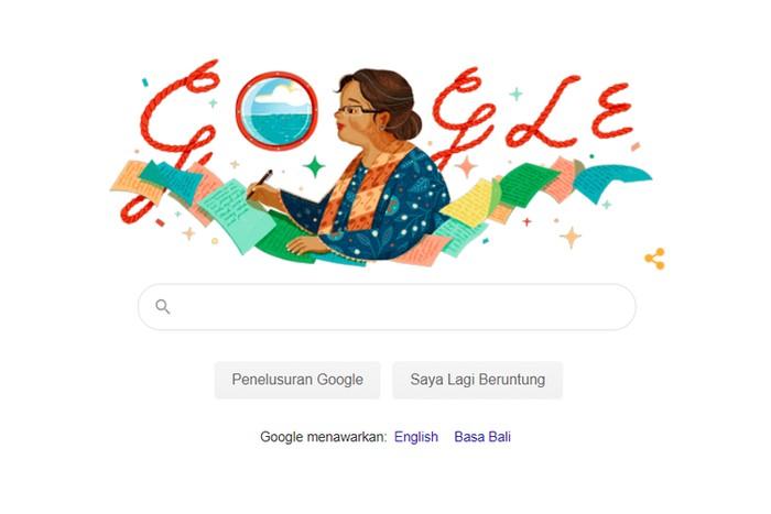 Google Doogle NH Dini