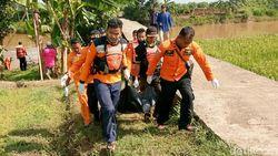 Jenazah Nenek Suni Ditemukan Tewas 2 Km di Hilir Sungai Purworejo